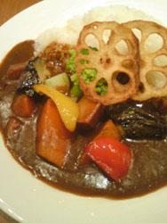 安心野菜カレー