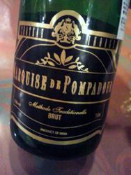 インド産シャンパン